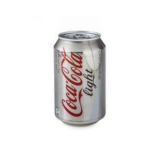 Coca Cola light blikje