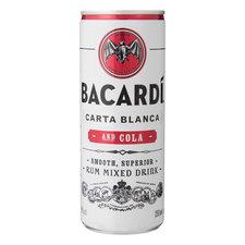 Bacardi Rum&Cola 250ml