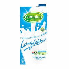 Campina Lang Lekker Halfvollemelk 1ltr