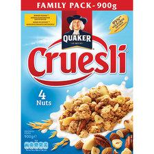 Quaker Cruesli 4 Noten