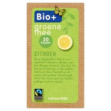 Bio+ Groene Thee 40gr