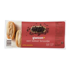 Gwoon Pistolet WIT 4x70 280gr