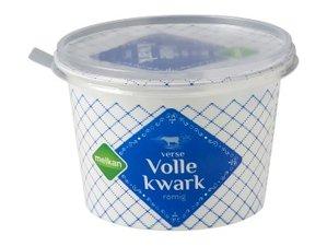 Melkan Volle Kwark 450g