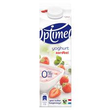 Optimel Yoghurt Aardbei 1L