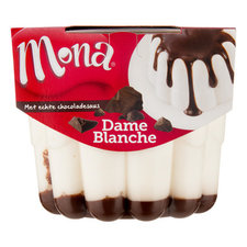Mona Dame Blanche Pudding 450ml