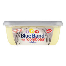 Blue Band Smeerbare Roomboter Zeezout 225g