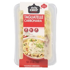 Daily Chef Tagliatelle Carbonara 450gr
