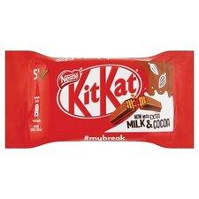 Kitkat 4-Finger 5-Pack