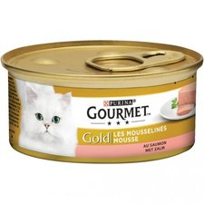 Gourmet Gold Mousse met Zalm