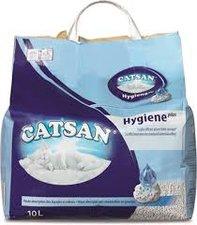 Catsan Hygiene Plus Kattenbak Nav. 10l