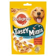 Pedigree Tasty Mini's Cheesy Bites