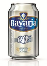 Bavaria 0% wit 33cl