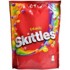 Skitells zak fruit 174gr