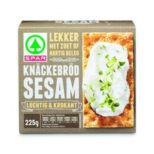 Gwoon Knackebrod Sesam