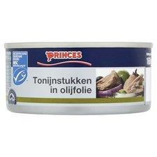 Princes Tonijn stuk olie