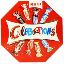 Celebration Doos Groot 385gr