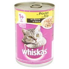 Whiskas Kip in Saus