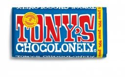 Tony's Chocolony Puur 180gr