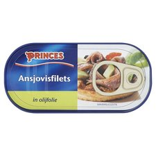 Princes Ansjovisfilet in olijfolie
