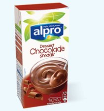 Alpro Soya Dessert Choco 525gr