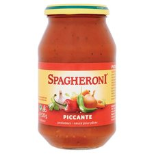 Spagheroni Pastasaus piccante
