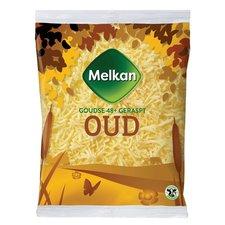 Melkan Geraspte Kaas Oud