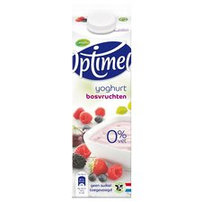 Optimel Yoghurt Bosvruchten 1L