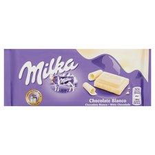 Milka Tablet Wit 100gr