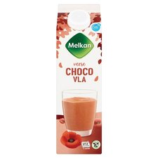 Melkan Choco Vla 1L