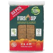 Fire Up Aanmaakblokjes bruin