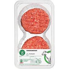 Spar Runderhamburger 4 stuks