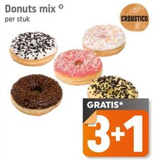 Donuts Mix 3+1 gratis