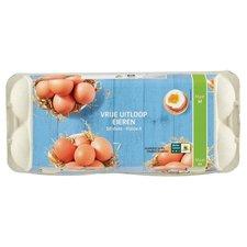 Spar vrije uitloop eieren m 10 stuks