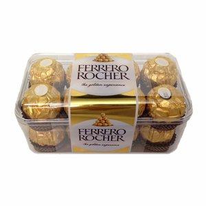 Ferrero Rocher T16 200gr