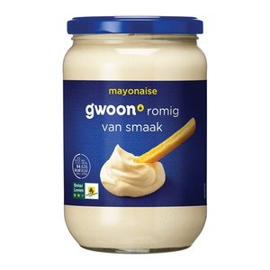 Gwoon Mayonaise in pot