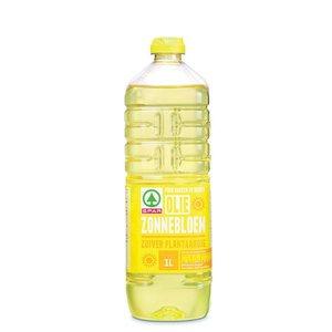 Spar Zonnebloemolie 1l