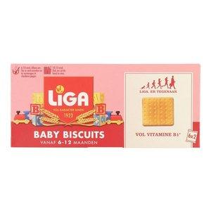 Liga Baby biscuits 6-12m